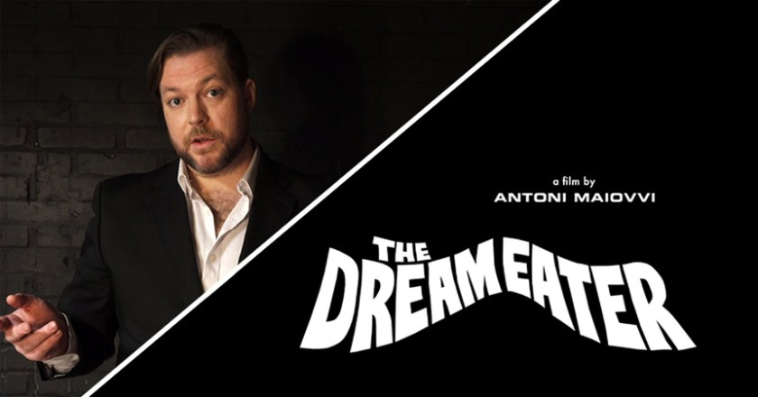 Crowdfund This! THE DREAM EATER, A Psychotronic Short from Antoni Maiovvi