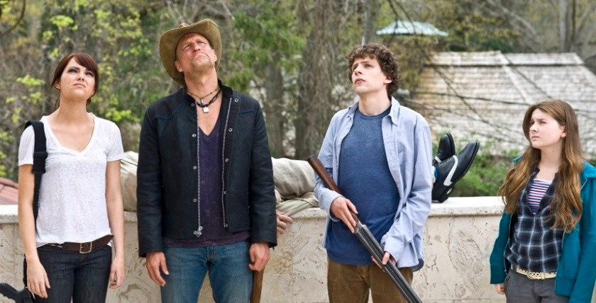 ZOMBIELAND 2: Original Cast Reunite For Sequel in Time For Ten Year Anniversary