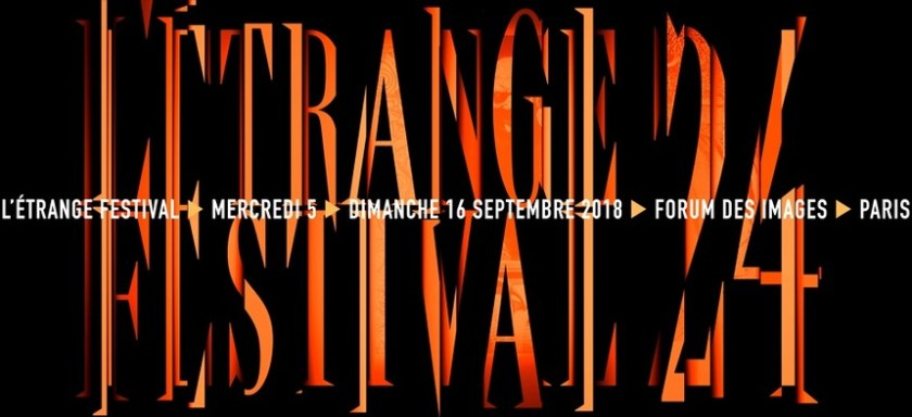 Etrange Festival 2018 : first titles revealed