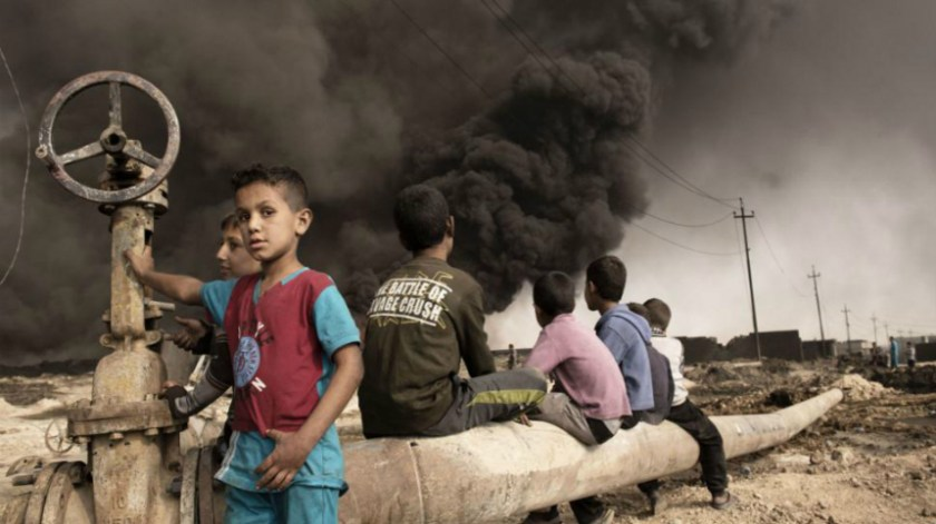Venice 2018 Review: ISIS, TOMORROW: THE LOST SOULS OF MOSUL, a Haunting New Angle