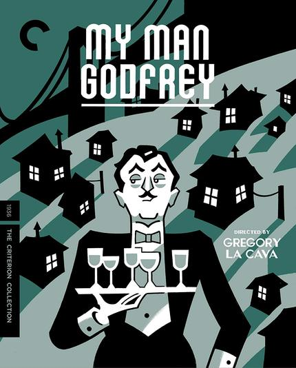 Blu-ray Review: MY MAN GODFREY Gets Spruced up by Criterion