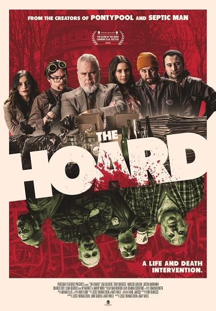 Blood In The Snow 2018: Trailer And Poster For Jesse Thomas Cook's THE HOARD