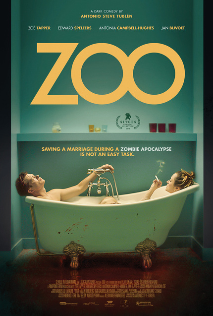 ZOO: Saving A Marriage From The Zombie Apocalypse In The Trailer For LFO Team's Latest