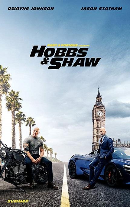 HOBBS AND SHAW Trailer: Dwayne Johnson, Jason Statham And Idris Elba Blow up Everything. Everything!