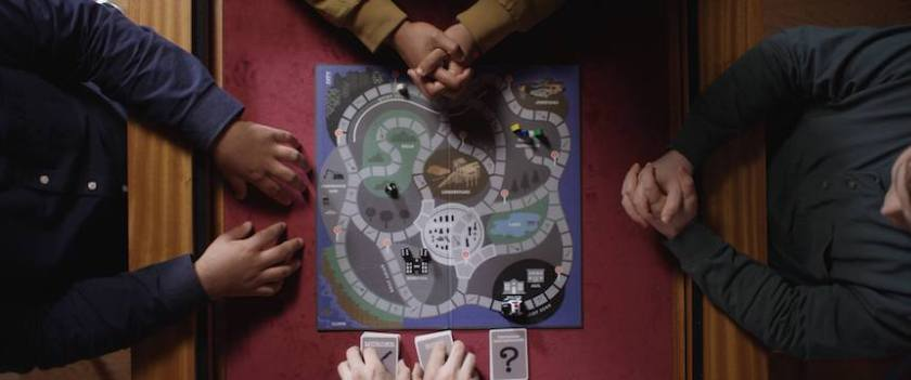 """Crowdfund This: MURDER BURY WIN Takes a """"Stab"""" at Board Games"""