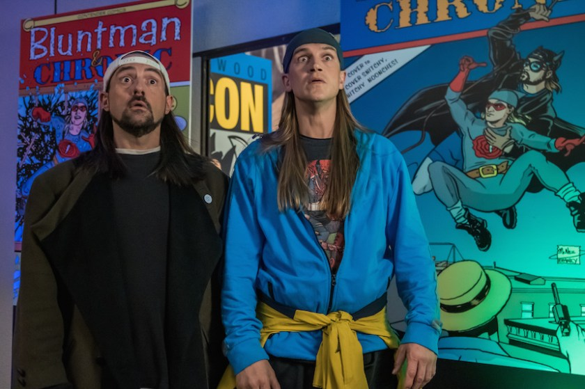 JAY AND SILENT BOB REBOOT Interview: Jason Mewes Looks Back On 25 Years Of The View Askewniverse