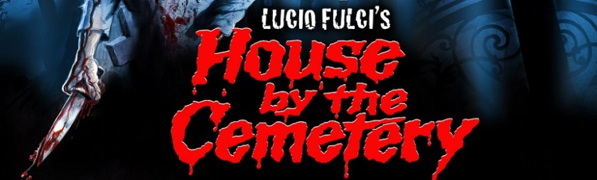 THE HOUSE BY THE CEMETERY: 3-Disc Limited Edition / 4K Restoration Coming January 21st From Blue Underground