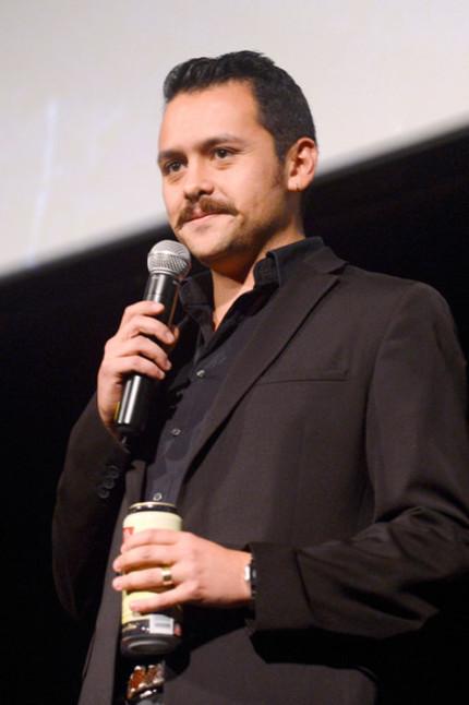 Julio Hernández Cordón Casts HERE COMES THE DEVIL's Francisco Barreiro in New Vampire Flick