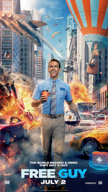 FREE GUY Trailer: Is That a Glock in Ryan Reynolds' Pocket?