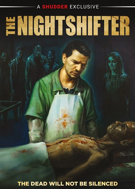 THE NIGHTSHIFTER: RLJE Films Releasing The Brazilian Horror Flick on DVD This January