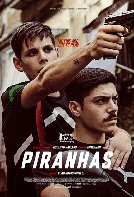 Now on Home Video: PIRANHAS, Teens Turn to Crime, Just Because