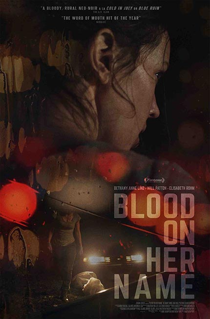BLOOD ON HER NAME Trailer: Matthew Pope's Feature Debut Neo-Noir Out February 28th