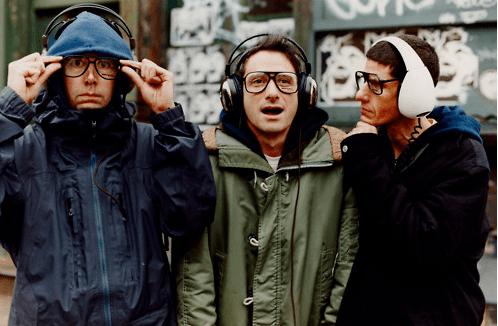 Terry Richardson photo of Beastie Boys
