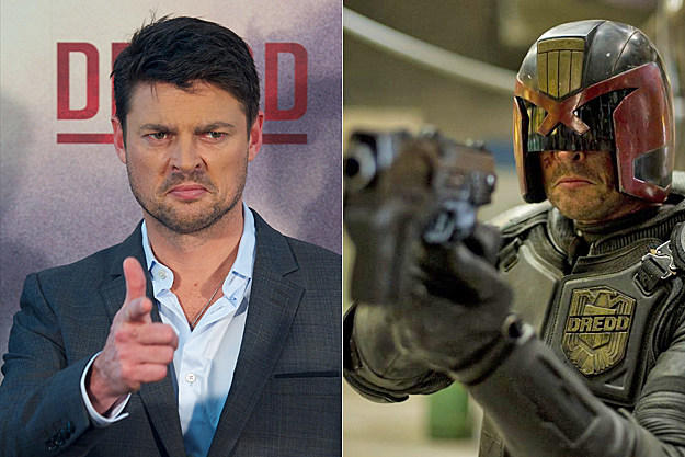 Image result for karl urban dredd