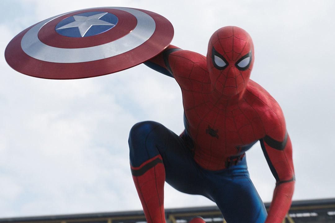 Image result for spider-man civil war