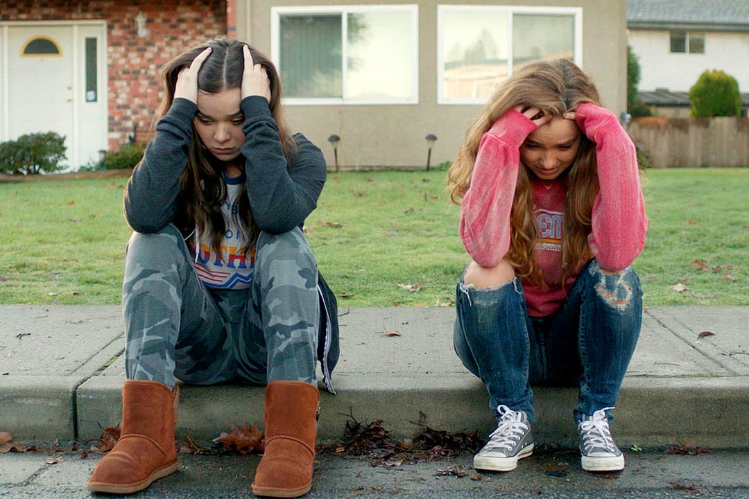 Image result for the edge of seventeen