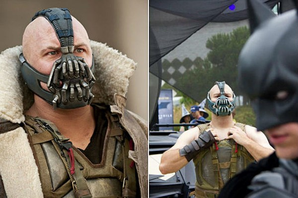 Cosplay Of The Day Banes A Real Back Breaker
