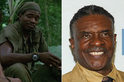 Image result for keith david and charlie sheen in platoon