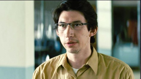 Adam Driver as curious NSA communications agent Paul Sevier