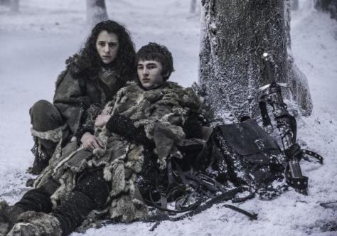 """""""Don't tell Uncle Benjen we can tell he's had some work done."""""""