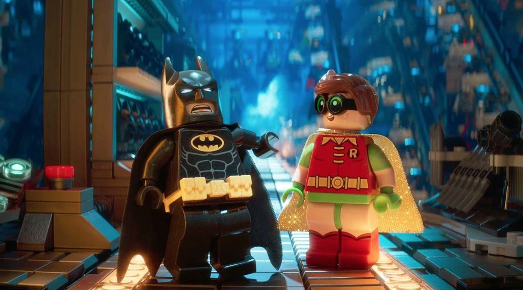 Review The Lego Batman Movie Is Better Than Your Average Batman Movie Fellowship Of The Screen