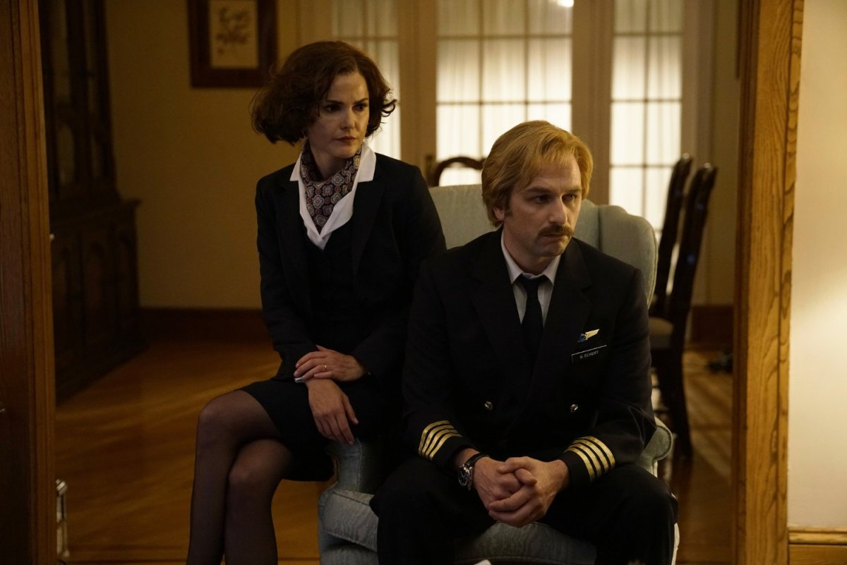 "THE AMERICANS: ""Amber Waves"""