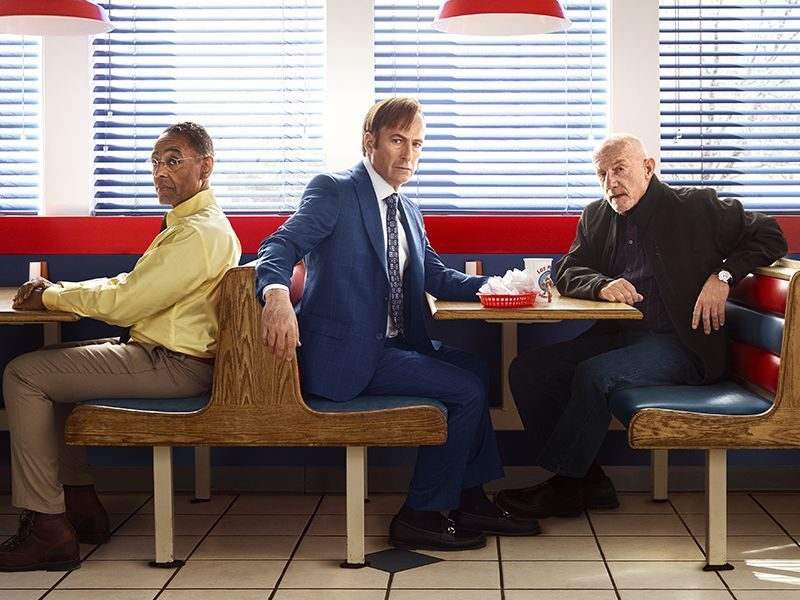 Season Three of BETTER CALL SAUL Burns it All Down, Slowly.