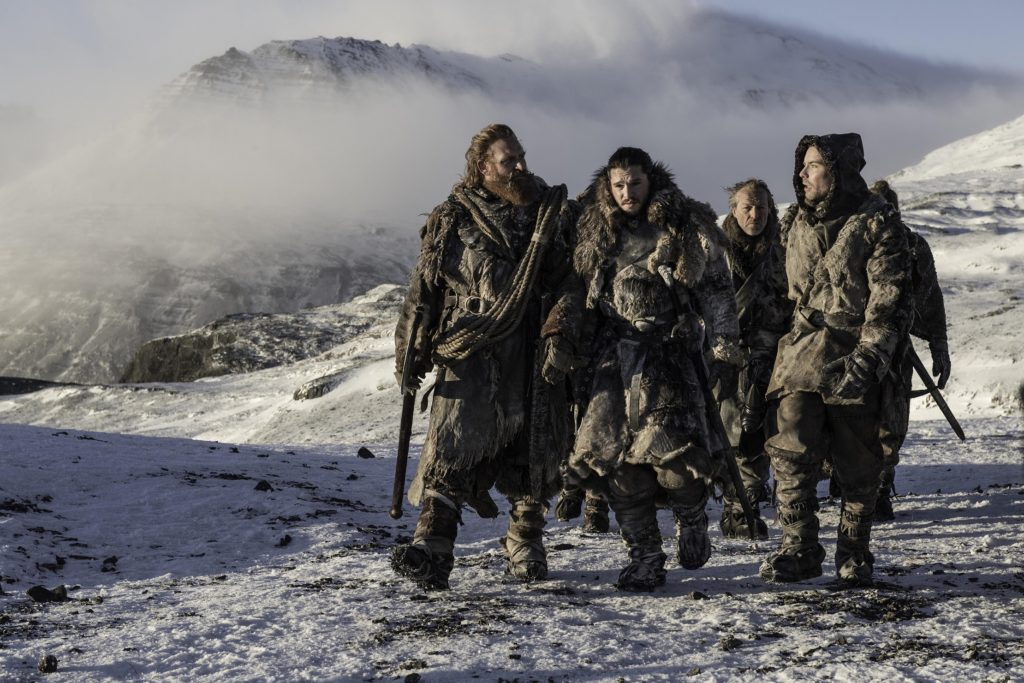 "GAME OF THRONES: ""Beyond the Wall"""