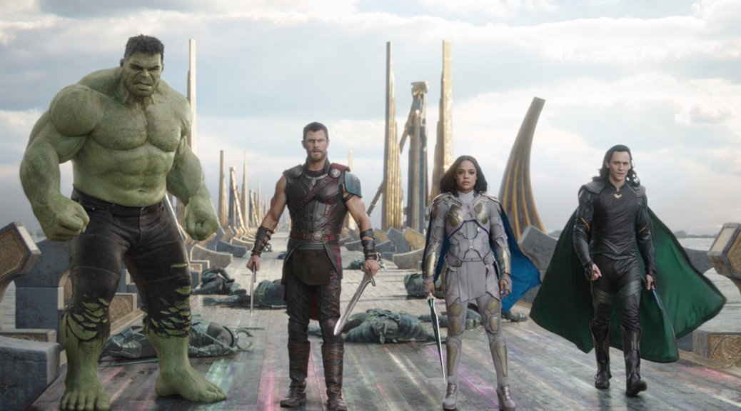 Review Thor Ragnarok Hammers It Home Fellowship Of The
