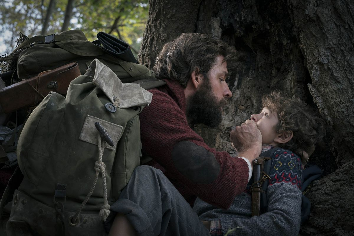 Review: 'A QUIET PLACE' Leaves You Breathless
