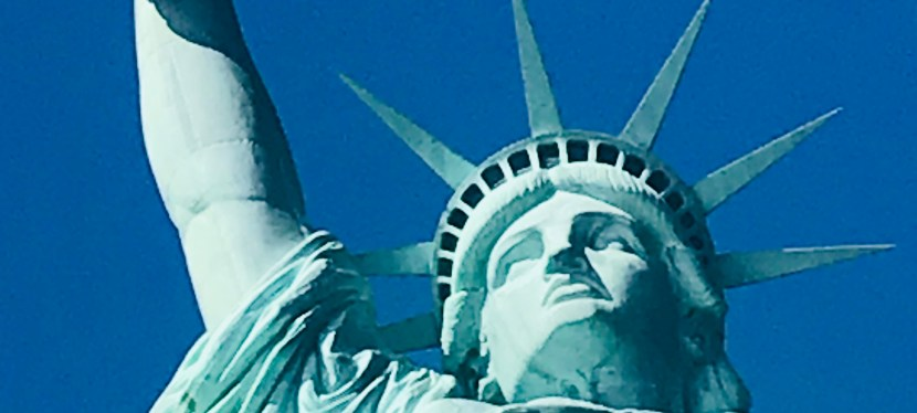 Lady Liberty – visiting the Statute of Liberty and Ellis Island with Kids