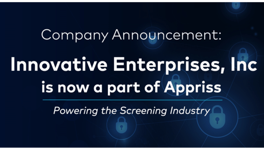 Appriss Making Big Waves in Background Screening with Innovative Acquisition