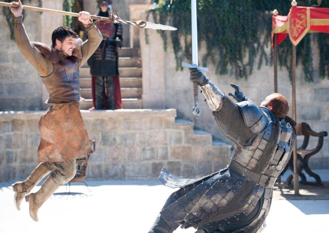 game of thrones viper vs mountain