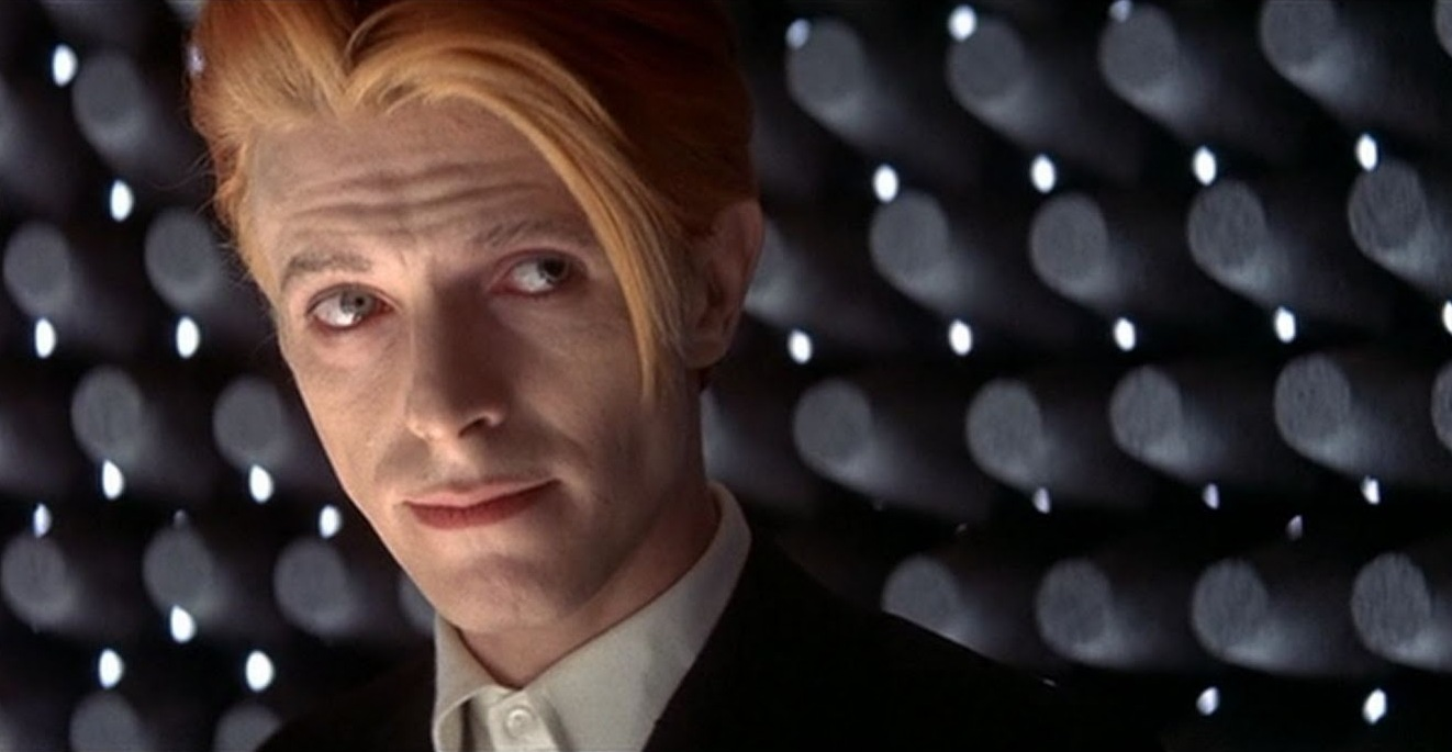 the man who fell to earth bowie