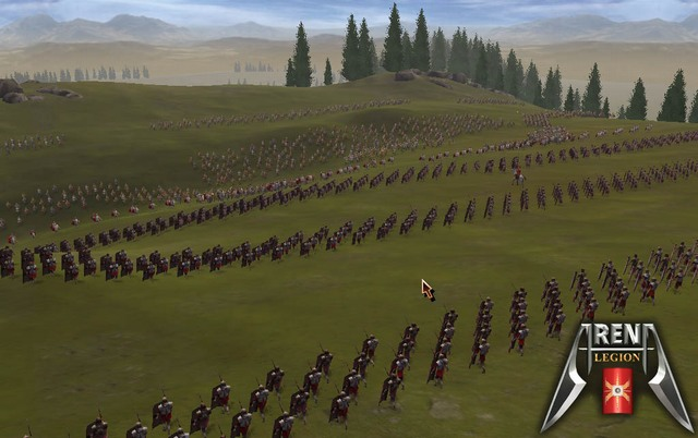 All Legion Arena Screenshots For PC
