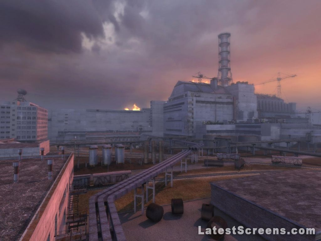 All STALKER Shadow Of Chernobyl Screenshots For PC