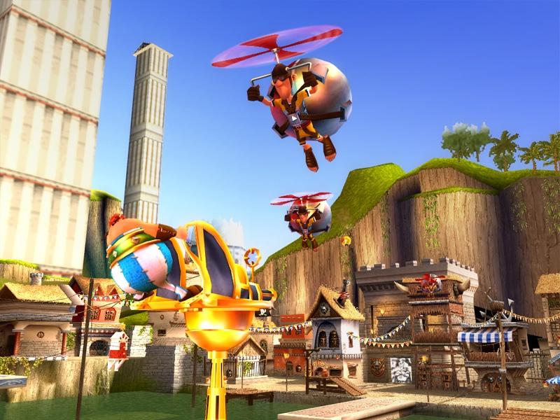 All Asterix Amp Obelix XXL 2 Mission Las Vegum Screenshots