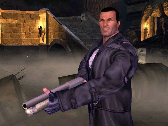 All The Punisher Screenshots For PlayStation 2 Xbox PC