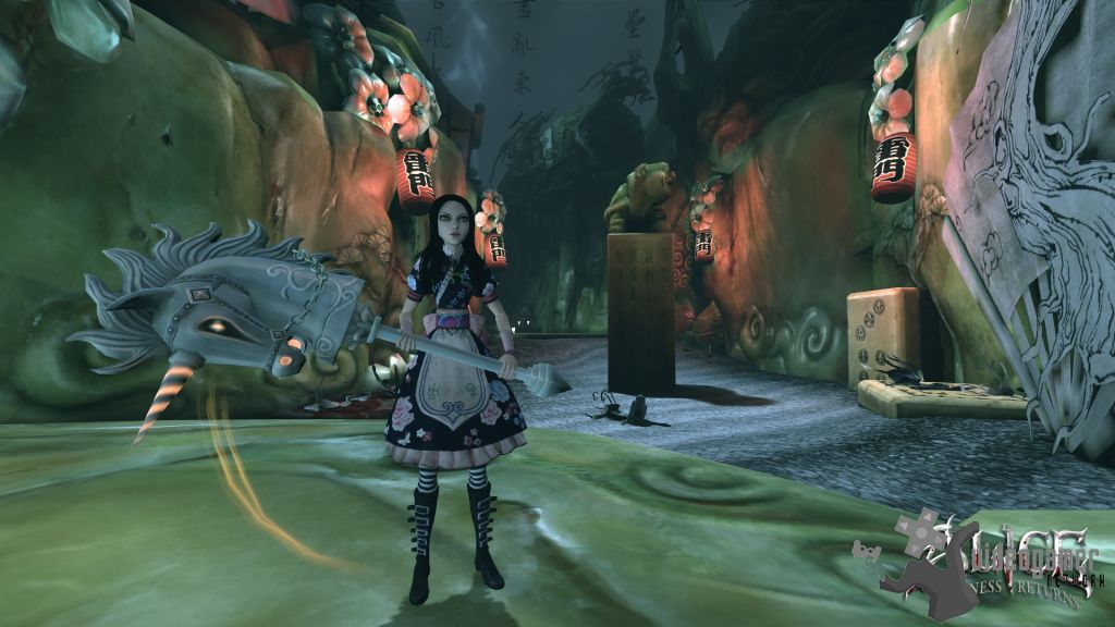 All Alice Madness Returns Screenshots For PC PlayStation