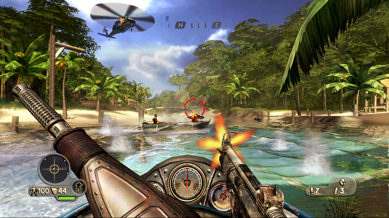 All Far Cry Instincts Predator Screenshots For Xbox 360