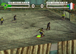 All FIFA Street 3 Screenshots For Xbox 360 PlayStation 3