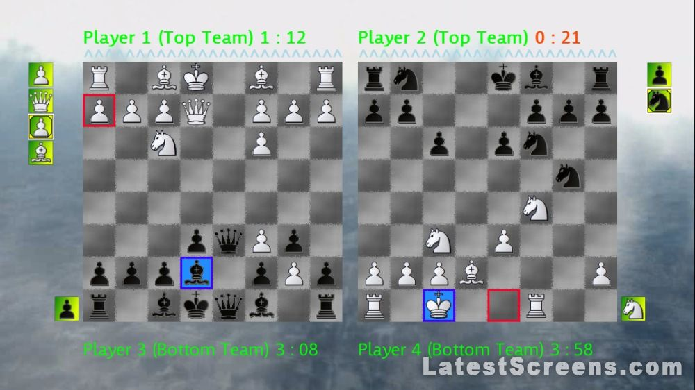 All Team Chess Screenshots For Xbox 360