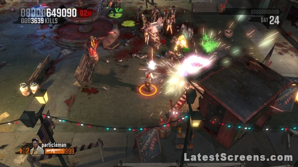 All Zombie Apocalypse Screenshots For PlayStation 3 Xbox 360