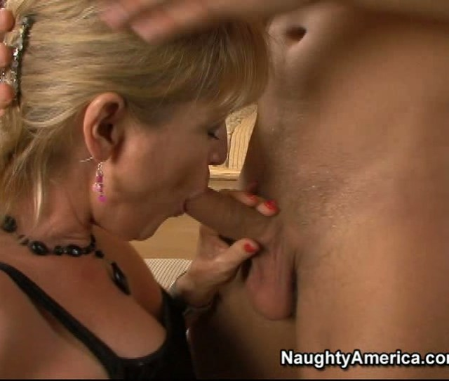 Gorgeous Mature Woman Tina Tosh Sucks Young Cock And Gets Her Pussy Eaten