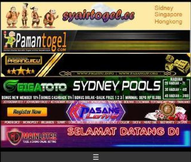 Sydney Togel Angka Hasil Keluar Togel Sydney Sd Hari Ini Live