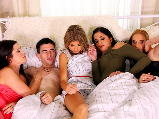 Moms Bang Teens Partys Over