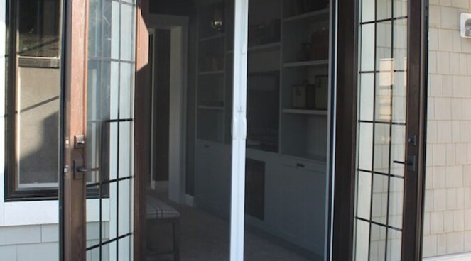 RetractaView Door