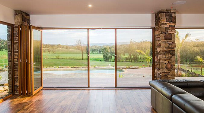 Large Sunny Room with Vista View Product