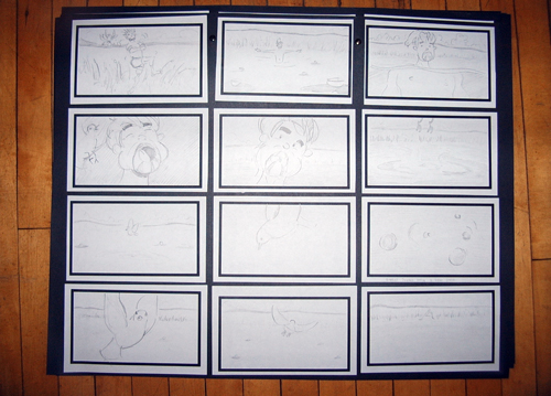 gepetto-storyboard