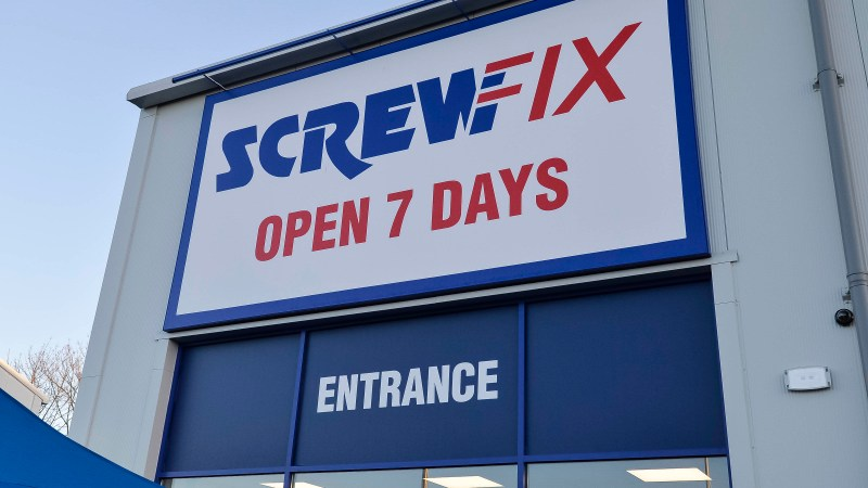 Coventrys' Third Screwfix Store Declared a Runaway Success